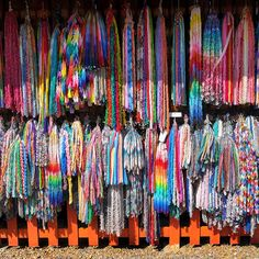 bunches of senzaburu, one thousand origami cranes, hanging at azumamaro jinja, japan. Origami Paper Art, Origami Cranes, Paper Cranes, Japan Art, World Of Color, Pattern Paper, Rainbow Colors, Color Inspiration, Color Patterns