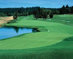 Pumpkin Ridge Golf Club, Oregon