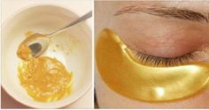 They Call It The Gold Mask Because It Helps To Eliminate Wrinkles, Blemishes and Acne. Here Is The Prescription. Homemade Facial Mask, Homemade Facials, Face Care, Body Care, Skin Care, Beauty Care, Beauty Hacks, Skin Spots, Homemade Face Masks