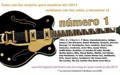 Estos son los mejores para nosotros del 2014 ayúdanos con tus votos a encontrar el número 1.........DURANGO14 FOREVER