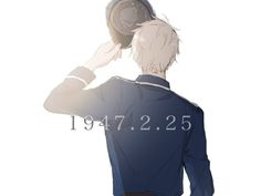 25th Feb..... is the day that...Prussia......being extinguished :'(