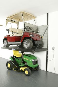 Loft It Deluxe Storage Lift System Garage Storage
