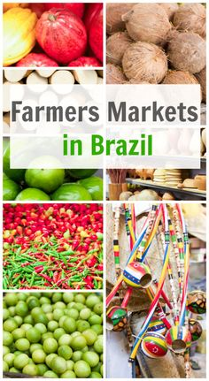 Farmers Markets in Brazil - primaverakitchen.com