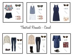 Theatrical Romantic Casual Outfits by camille11325 on Polyvore featuring White House Black Market, Miss Selfridge, Etro, Elizabeth and James, J Brand, rag & bone, Canvas by Lands' End, Schutz, Jack Rogers and Sam Edelman