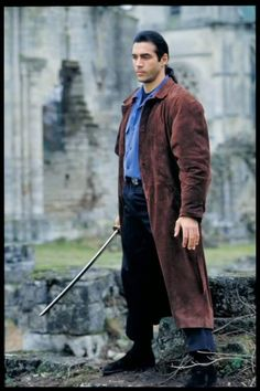 Highlander tv series - used to watch this with my mom all the time.