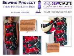 Colette Patterns Laurel Dress