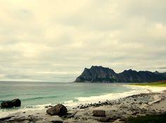 Ramberstranda, Norway by Ingrid Beddoes on Artfully Walls