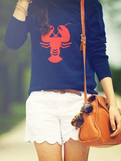 6 Ways to Wear the Preppy Chic Trend | Fashion - Yahoo! Shine