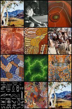 The Amazing Story of Aboriginal Art Aboriginal People, Aboriginal Art, Gallery Website, Indigenous Art, Arts, Watercolour, Om, Art Ideas, Australia