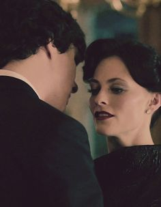 Sherlock and Irene. I hate her. I hate her with every fiber of my being. Maybe my Johnlock side is being a bit petty but good Lord do I hate this woman.