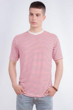Longline Mariniere T-Shirt