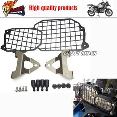 44.68$  Watch here  - High Quality Stainless Steel Motorcycle Headlight Guard Protector For BMW F650GS F700GS F800GS GS/Adventure 2008-2015