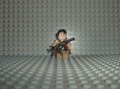 Nathan Drake - Uncharted 3: A LEGO® creation by Brick Bros. 13 : MOCpages.com