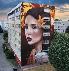 Street Art Best of July 2017 - Street art and graffiti magazine Murals Street Art, Street Art Graffiti, Mural Art, Wall Art, Wall Mural, Urban Street Art, Best Street Art, Amazing Street Art, Banksy
