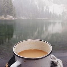 coffee + camping