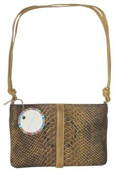 Rachel Abroms Leather Handbag Small Evening Purse  NWT  #RachelAbroms #EveningBag