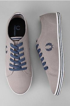 Fred Perry Kingston Twill Sneaker $75.00