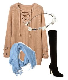 Fall outfit by supaaaawomen on Polyvore featuring polyvore, fashion, style, Rachel Zoe, Lipsy and clothing