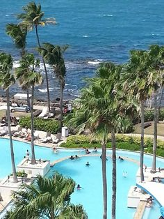 Hotel Caribe Hilton, San Juan   Puerto Rico