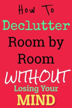 Let's declutter and organize! Decluttering ideas for getting organized at home even if feeling overwhelmed. How to declutter your home and where to START to get organized at home even if on a budget or clueless about HOW to declutter and get rid of stuff. Deep Cleaning Tips, House Cleaning Tips, Spring Cleaning, Cleaning Hacks, Diy Hacks, Declutter Home, Declutter Your Life, Organizing Your Home, Organizing Clutter