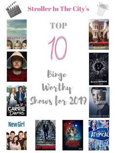 shows to binge watch 2019