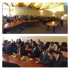 The future leaders participants of #sharjah #leadership #program visiting @ucberkeleyofficial #slp_usa2016 #usa #sharjah #leaders #iot #uae #us #innovation #university #bussiness #entrepreneurship #siliconvalley #sanfransisco by shjtatweerforum