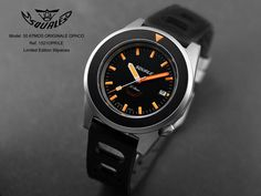 SQUALE 50 ATMOS Originale Opaco - Limited Edition