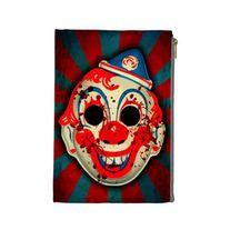 Michael's Clown cosmetic bag by Lttle Shop Of Horrors.  HORROR, HALLOWEEN, MICHAEL MYERS, KILLER, BLOODY