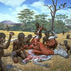 Study Suggests Co-Evolution of Tools and Talking - Archaeology Magazine ~~~~~~~  Excellent Article