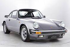 a 1988 Porsche 911 Carrera Commemorative Edition