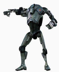Super Battle Droid (Star Wars)