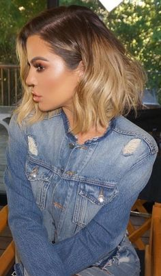 Khloé Kardashian is no stranger to trying new hairstyles (and rocking them, we should add). The youngest Kardashian recently took to her website and revealed a beauty hack we had no idea she was doing!