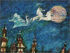 """The Snow Queen"" Toma Bogdanovic (illustrator). Vintage Book Art, Andersen's Fairy Tales, Snow Queen, Children's Book Illustration, Book Illustrations, Magical Girl, Illustrators, Art Drawings, Fantasy"
