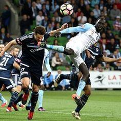Hyundai A-League - Melbourne City v Melbourne Victory