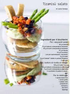 tiramisù salato