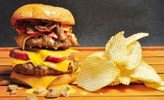 #food #hamburguer