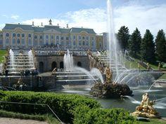 Peterhof Palace, Russia