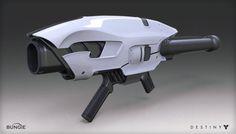 ArtStation - Destiny - The Taken King - Suros Rocket Launcher, Mark Van Haitsma