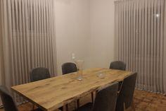Element - Κουρτίνες, Κουρτίνες Σαλονιού & Κουρτίνες Κρεβατοκάμαρας - Παιδικές Κουρτίνες Conference Room, Dining Table, Furniture, Home Decor, Decoration Home, Room Decor, Dinner Table, Home Furnishings, Dining Room Table