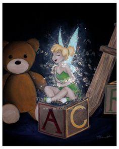 Tinkerbell - Peter Pan