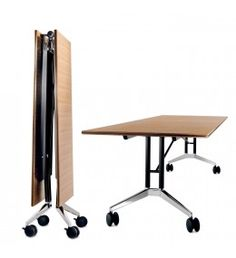 COMMUNITY SEMINAR ROOM Dffb Folding Conference Tables SDH - Collapsible conference table