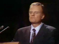 ▶ Billy Graham Sermon (2 of 8) - YouTube