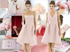 Pearl Pink Wedding