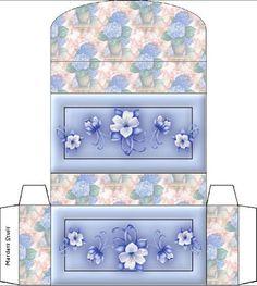 Cajas de cartón, artesanías | En las casillas categoría, artesanía de cartón | Blog fljuida: LiveInternet - Russian Servicio Diarios Online