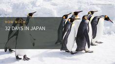 HOW MUCH: 32 Days in Japan – atwoyearbreak