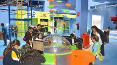 la burbuja museo del niño interiores - Buscar con Google