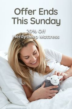 FINISHING SOON. Get off a Herdysleep mattress, but hurry because the offer ends this Sunday February. Spring Technology, Ways To Sleep, Box Bed, 20 Off, About Uk, Mattress, February, Sunday, Wool