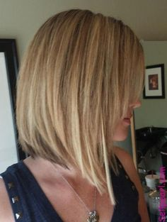 Angled Bob Hairstyles 2014 For Teen Girls - Sellpearl : Sellpearl