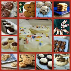 Need some ideas for Christmas cookie baking?