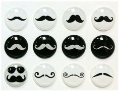 Red Rock Black and White Mustache Styles 12 Pieces Home Button Stickers for iPhone 5 4/4s 3GS 3G, iPad 2, iPad Mini, iPod Touch Red Rock,http://www.amazon.com/dp/B00BF6VHX2/ref=cm_sw_r_pi_dp_LDhRsb1C6DK35B4M